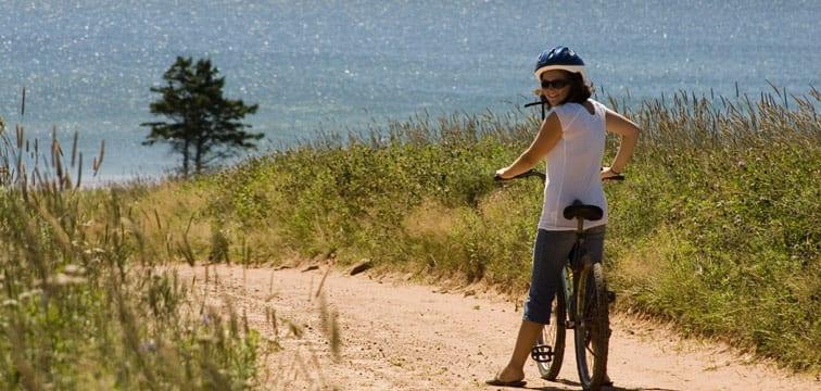 Cycling in PEI